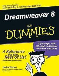 Dreamweaver 8 For Dummies by Janine Warner (2005-10-21)