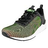 Asics Gel Lyte Runner,  Basket  homme,, Vert (Gecko Green/Guava), 42 EU