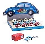 Neuheit lustiges Geschenk VW Beetle LED Taschenlampe Schlüsselanhänger Volkswagen Schlüsselanhänger Licht Neuheit VW-Key Ring Schlüsselanhänger Schlüsselanhänger von consumerproducts-uk