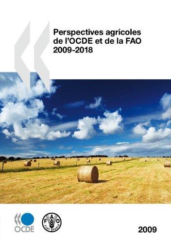 En ligne téléchargement gratuit Perspectives agricoles de l'OCDE et de la FAO 2009 pdf, epub ebook