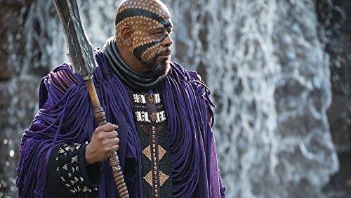 Image de Black Panther - Marvel [Blu-ray]