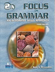 Focus on Grammar 2 Student Book a (Without Audio CD)