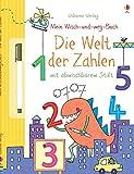 Mein Wisch-und-weg-Buch: Die Welt der Zahlen: mit abwischbarem Stift