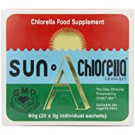 Sun Chlorella A Granules - Pack of 20 Sachets