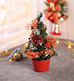 Itiha Decorated Artificial Red Christmas...