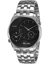 Citizen Analog Black Dial Men's Watch - AO3005-56E