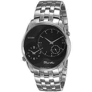 Citizen Analog Black Dial Men's Watch – AO3005-56E