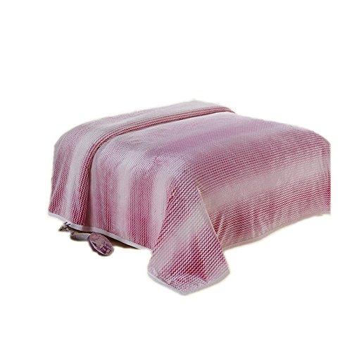 BDUK Klimaanlage, Decken und dicke Daunendecke Coral Mittagsschlaf der Kinder Decken und dann Queen-size Schlafsofa Bettwäsche und