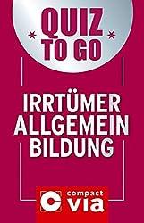 Quiz to go Irrtümer
