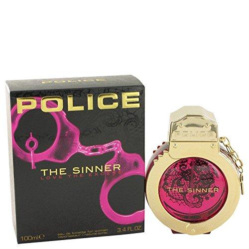 Police le pécheur par la police Colognes pour femme Eau de Toilette Vaporisateur 3.4 Oz 101 ml