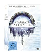 Stargate: Atlantis - Die komplette Kollektion (inkl. Bonus-Disc) [26 DVDs] hier kaufen