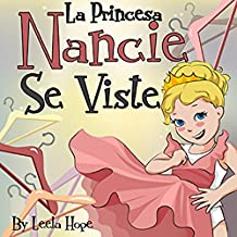 La Princesa Nancie se viste