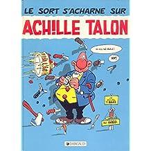 Achille Talon, n° 22 : Le sort s'acharne sur Achille Talon