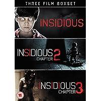 Insidious: 1-3