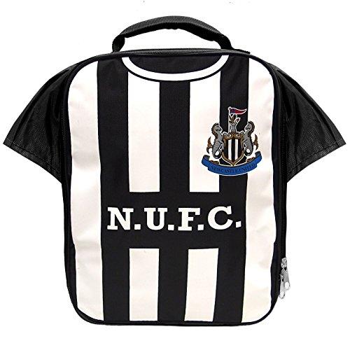 Newcastle United FC Lunch Kühltasche mit Vereinslogo in Geschenkkarton -