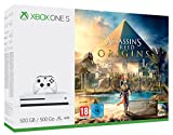 Console Videogames Microsoft Xbox One S 500 Gb + Assassin's Creed Origins