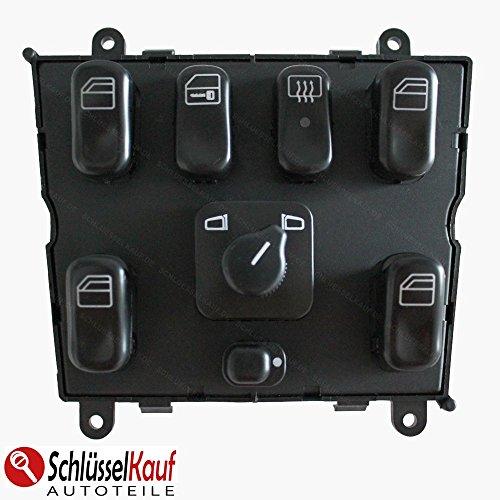 Fensterheber Schalter Element Schaltelement 1638206610 Fenster Schalteinheit Neu -