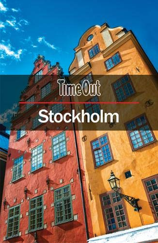Time Out Stockholm City Guide: Travel Guide with Pull-out Map -