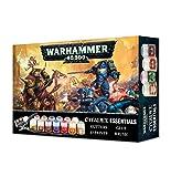 Citadel Games Workshop - Warhammer 40, 000 Essentials Set