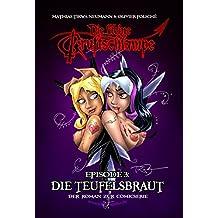 Die kleine Gruftschlampe 03: Die Teufelsbraut (Die Legende der Vampiri Mörderherz)