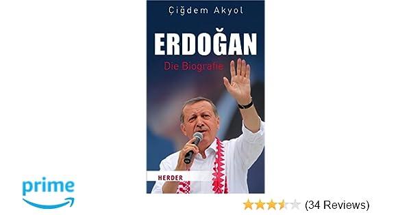 erdogan die biografie amazonde cigdem akyol bcher - Erdogan Lebenslauf