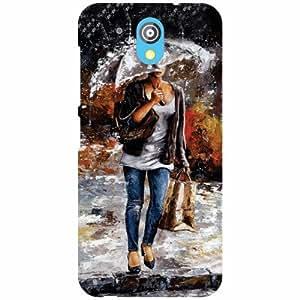 HTC Desire 526G Plus Back Cover - Rain Designer Cases