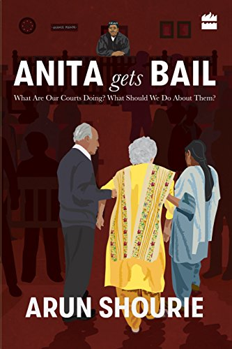 Anita Gets Bail: More on Courts and Their Judgments