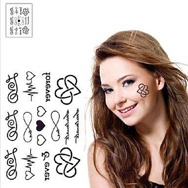 alallti-1pc-heartbeat-love-each-other-forever-love-you-cuore-tatuaggi-adesivi-tatuaggi-temporanei