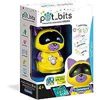 Clementoni- Cat Bit Sapientino Pet Bits Robot Educativo Collezionabile Coding, Multicolore, 12100