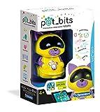Clementoni- Cat Bit Sapientino Pet Bits Robot Educativo Collezionabile...