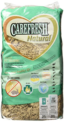 Carefresh Lecho Natural, 14 l