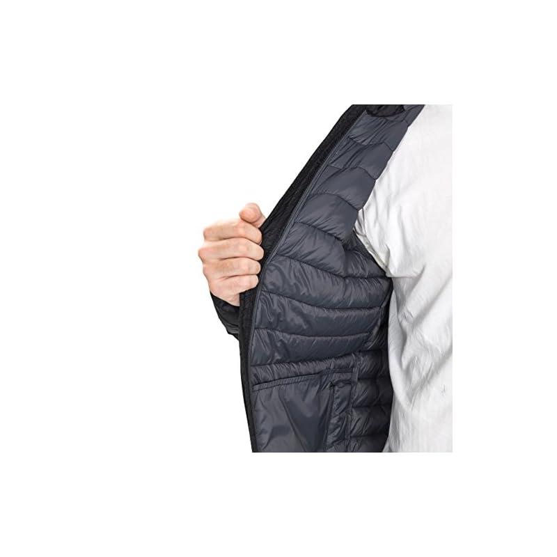 Trespass Digby Mens Down Jacket Winter Warm & Lightweight