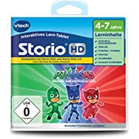 VTech 80-271104 - Storio Max-Lernspiel PJ Masks HD