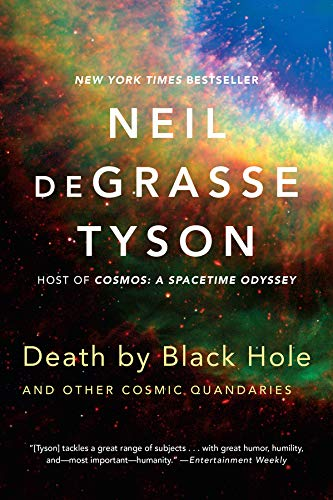 Death by Black Hole: And Other Cosmic Quandaries (Black Death)