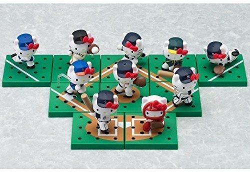 Nendoroid plus Major League Baseball / Hello Kitty BOX by Good Smile Hello Kitty Baseball