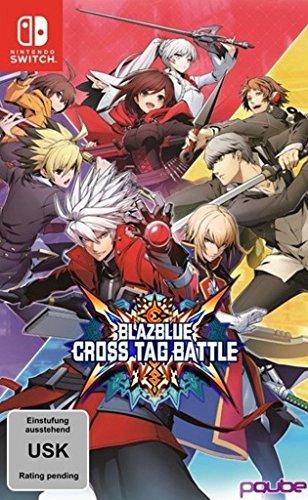 Blazblue Cross Tag Battle SWITCH