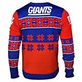 NFL Ugly Sweater/Pullover Christmas NEW YORK NY GIANTS Big Logo in MEDIUM (M) - 2