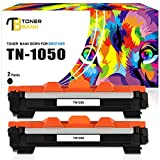 Toner Bank 2Pack 2.000 Seiten Kompatibel TN1050 TN-1050 TN 1050 für Brother DCP-1510 Brother DCP 1512 Toner Brother MFC 1810 MFC 1910W Brother HL-1110 HL 1110 1212W HL-1112 HL-1210W DCP-1610W DCP-1612W MFC-1910W Laser Patrone