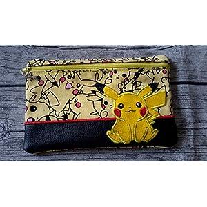 E-Book Tasche/Mäppchen Pikatchu/Pokemon