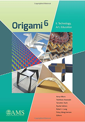 Origami 6: II: II. Technology, Art, Education: 2