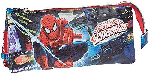 Spiderman – 56215 – caja de lápices plana