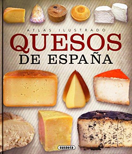 Atlas ilustrado de quesos de España
