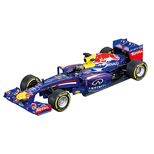 Carrera - Coche Evolution 132 Infiniti Red Bull Racing RB9 S.Vettel, No.1, escala 1:32 (20027465)