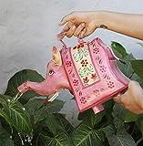 Regalo Giorno Madre, Decorative ferro Annaffiatoi pentola con Forma elefante per esterno interno giardinaggio Decor Accessori - Store Indya - amazon.it