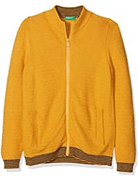 United Colors of Benetton L/S Sweater, Suéter para Niños