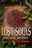 Lost Souls - Das Spiel beginnt: Band 1. Box mit Buch, Spielplan und Spielsteinen