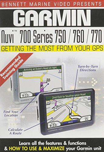 Preisvergleich Produktbild Garmin Nuvi 700 Series: 750 760 & 770 [DVD] [Import]
