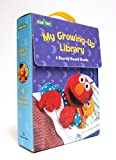 This sturdy carry-along boxed set collects four previously published Sesame Street photographic board books that touch on significant milestones as babies become toddlers and toddlers get older. Too Big for Bottles follows Baby Cookie Monster as he m...