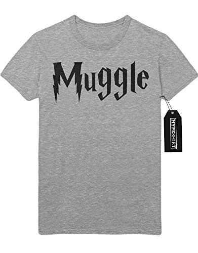 T-Shirt Harry Potter Fanartikel Muggle Weasley Quidditch Deathly Hallows Severus Snape Alter All This Time? Always Auror Division Muggle Hogwarts the Cursed Child C999947 Grau