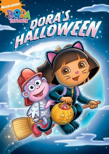 Dora the Explorer: Dora's Halloween (Dora The Explorer Halloween)